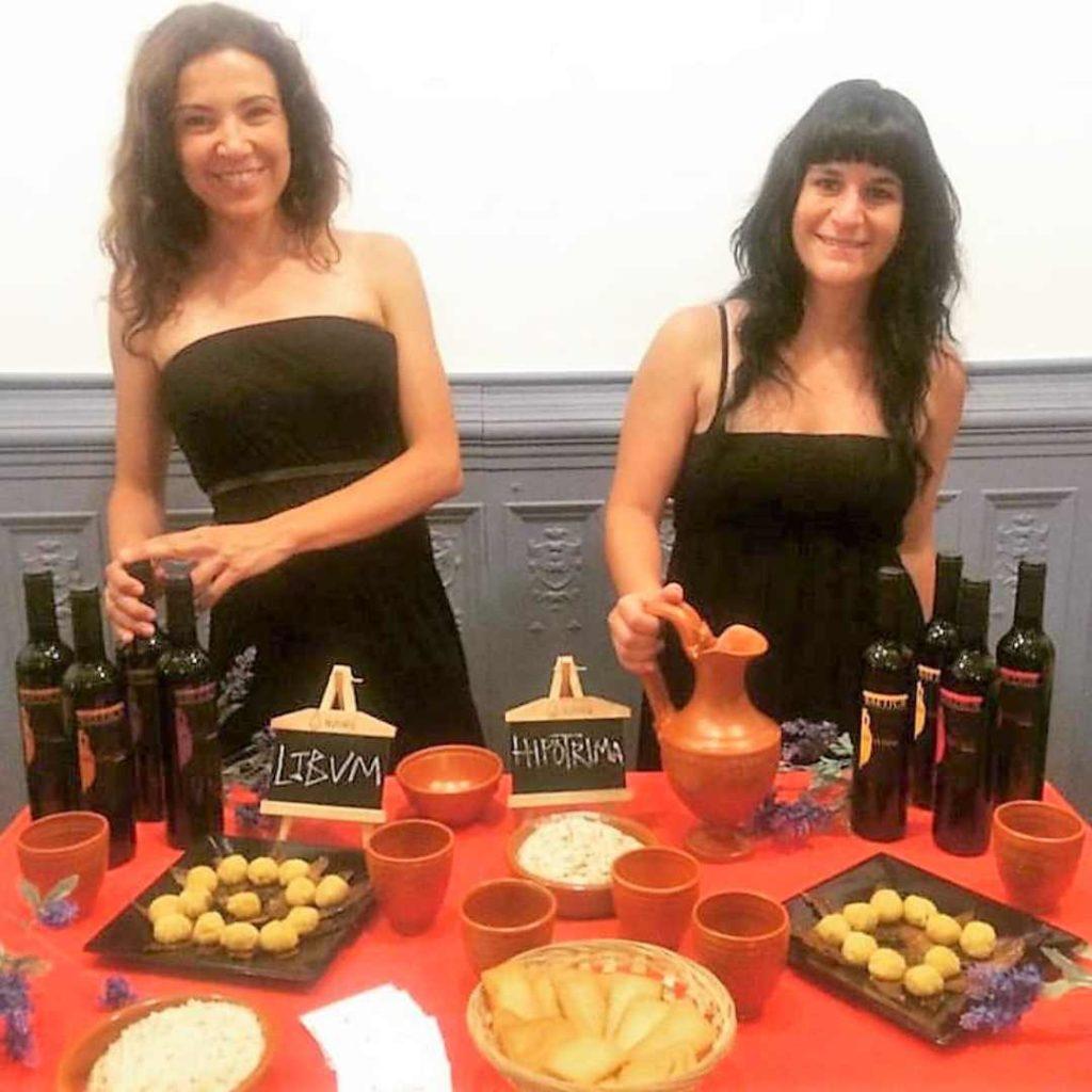 Gastronomía romana Nurarq