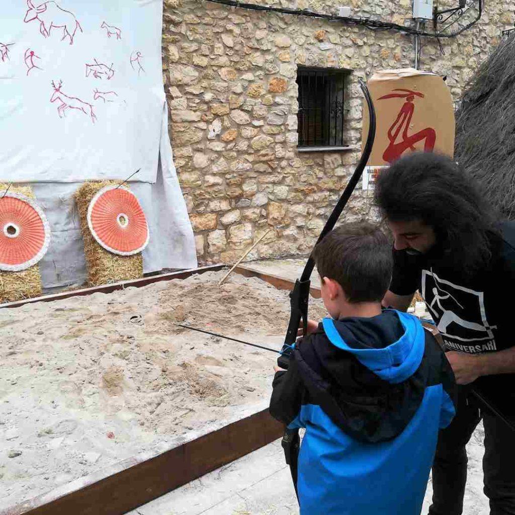 Actividades de Prehistoria para niños