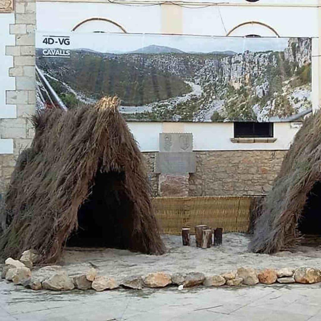 Poblado prehistórico de Tírig