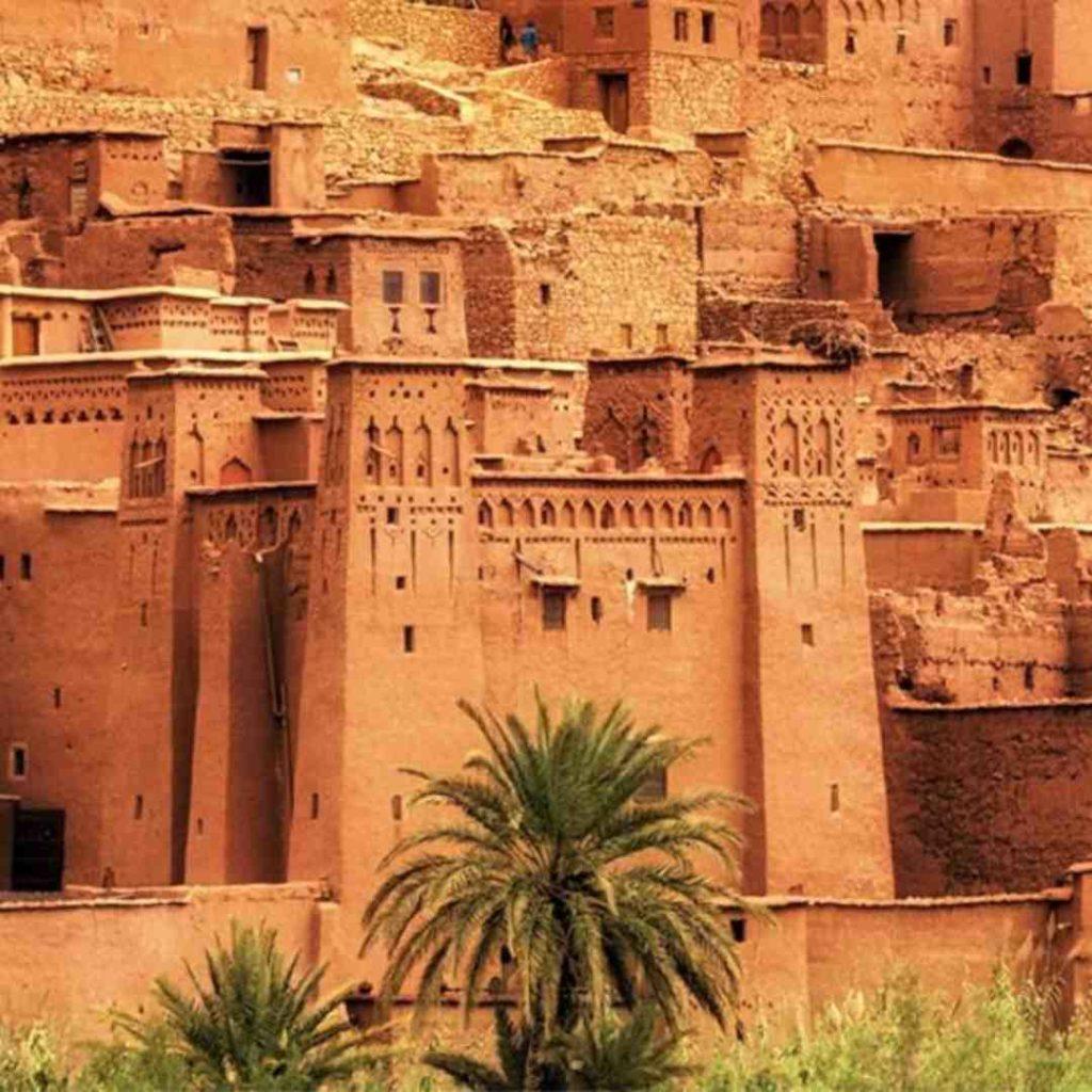 Ciudad imperial de Marruecos