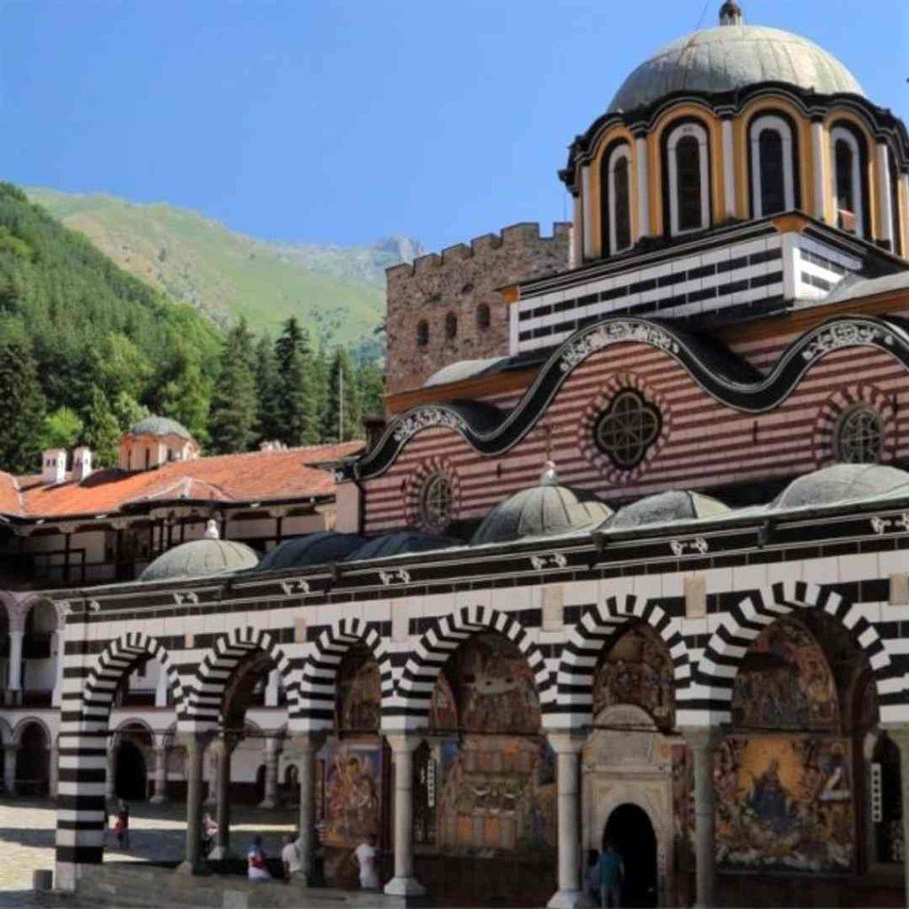Monasterio de Bulgaría
