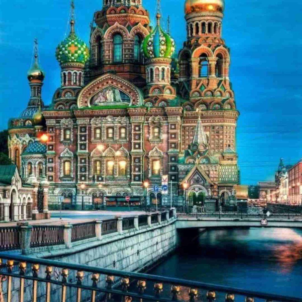 Ciudad de San Petersburgo