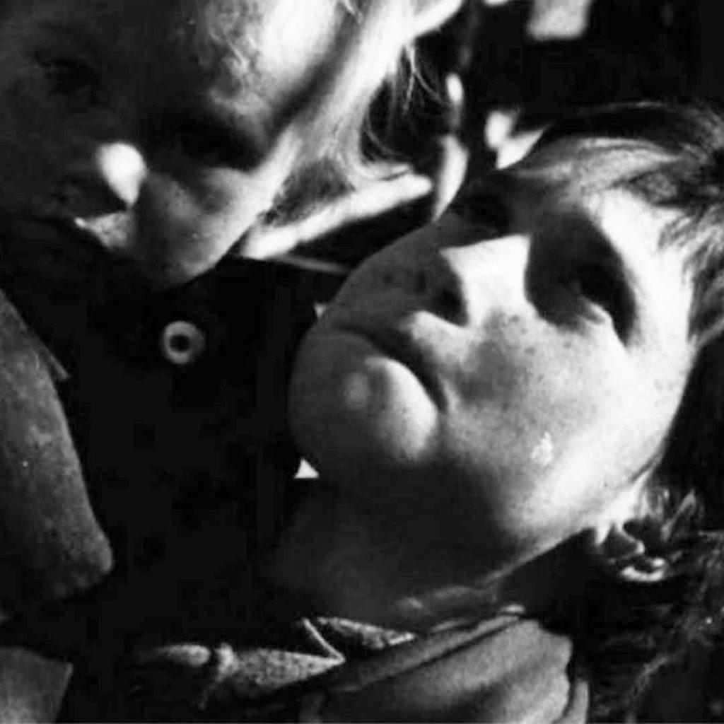 Niños en la Guerra Civil Española