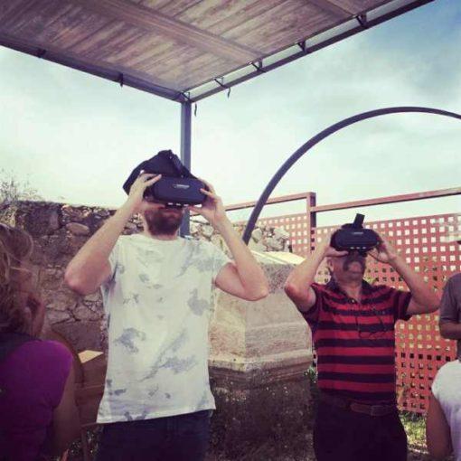 Realidad virtual para conocer la vida de los visigodos