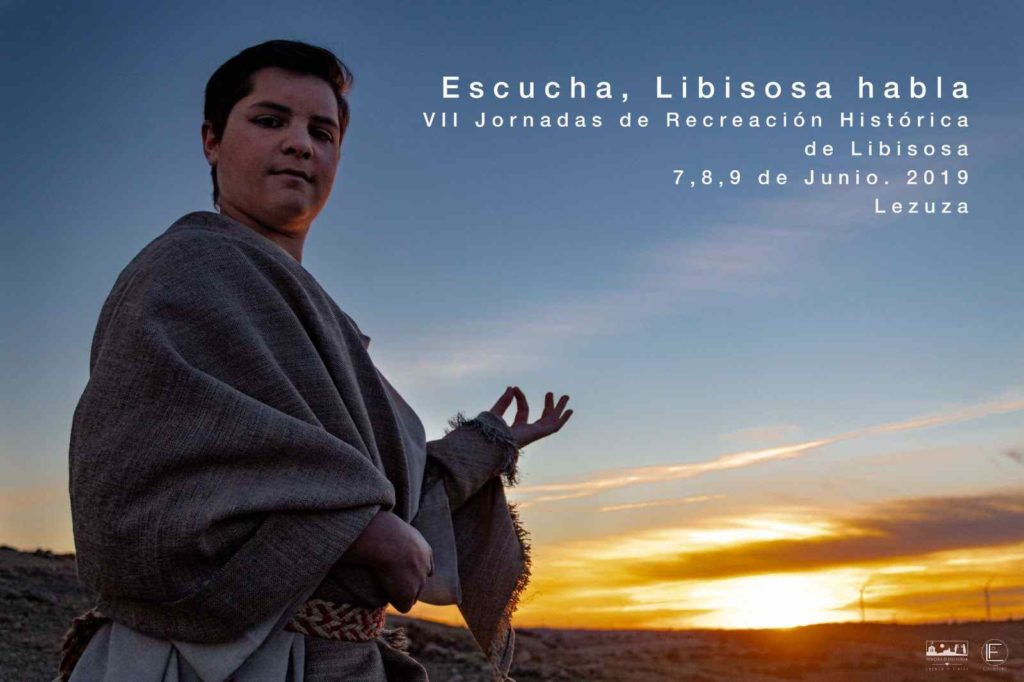 Recreación histórica en Libisosa Lezuza