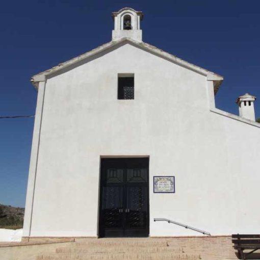 Fachada de Ermita de Navarrés