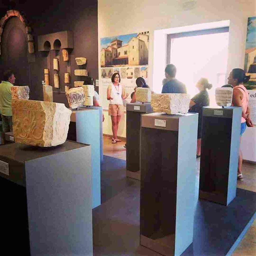 Museo de arqueología visigoda de Riba-roja de Turia