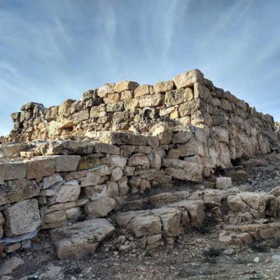 Torre defensiva de Castil de Griegos