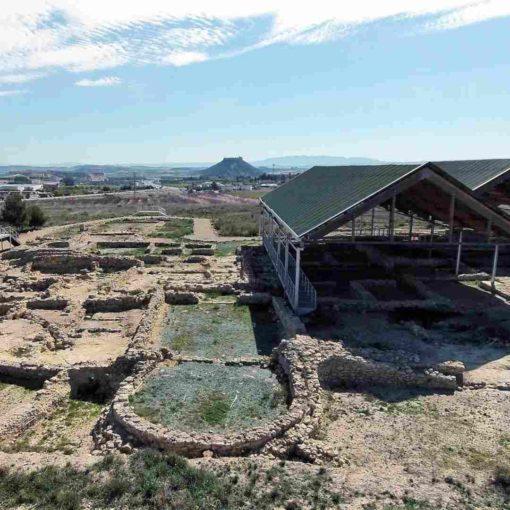 Villa romana de Los Villaricos en Mula