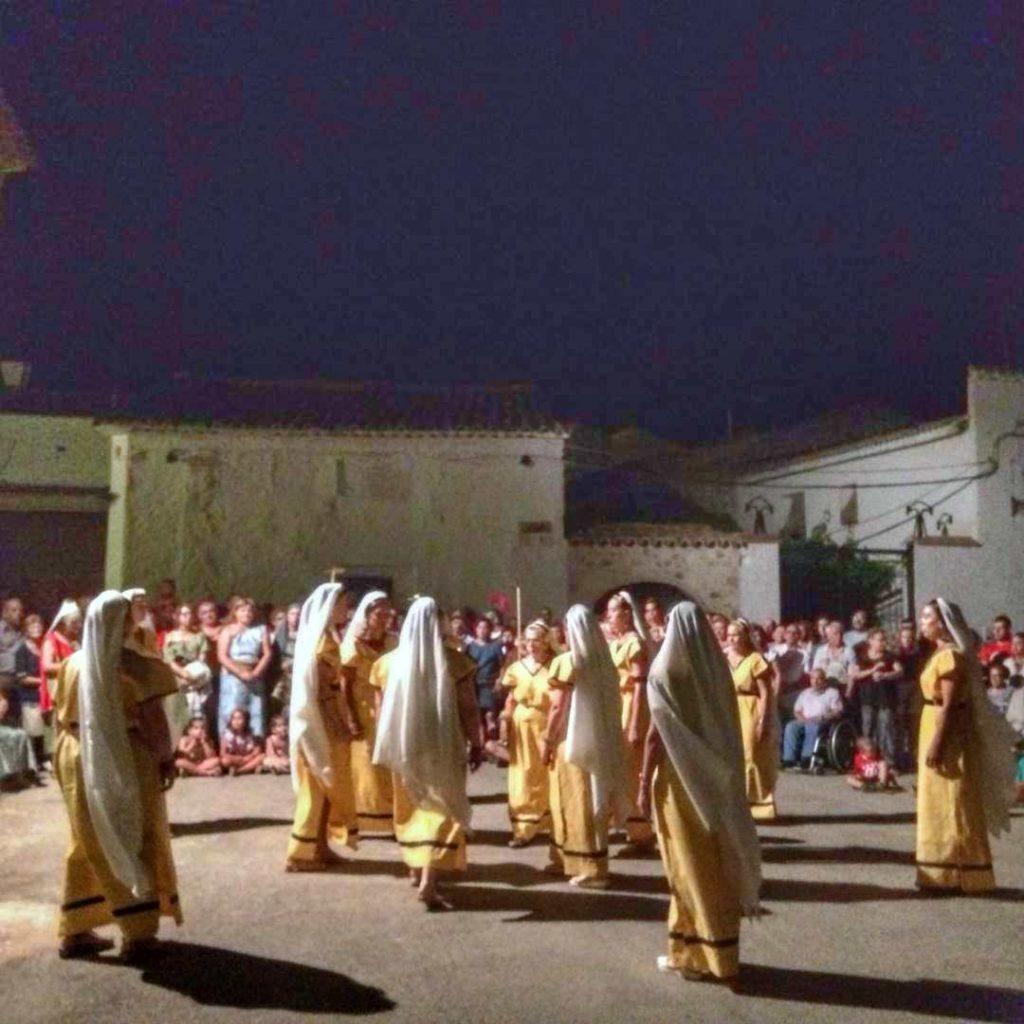 Fiesta íbera de Barchín del Hoyo