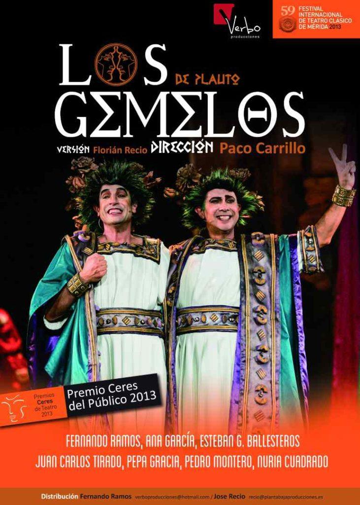 Los Gemelos Teatro Clásico