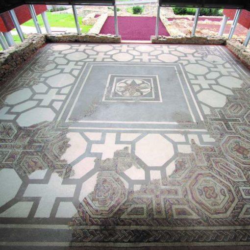Mosaico Villa Romana de Veranes