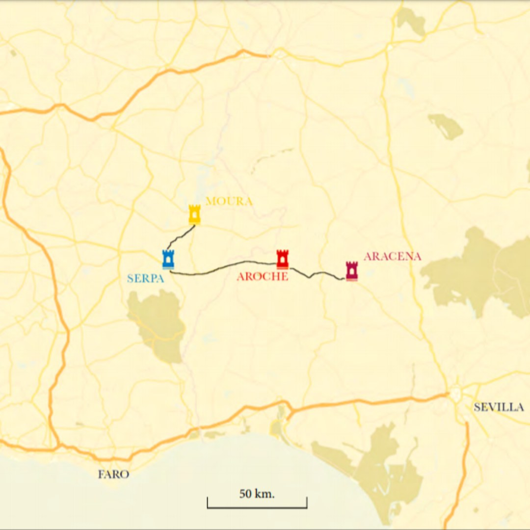 Ruta del Territorio Hospitalario