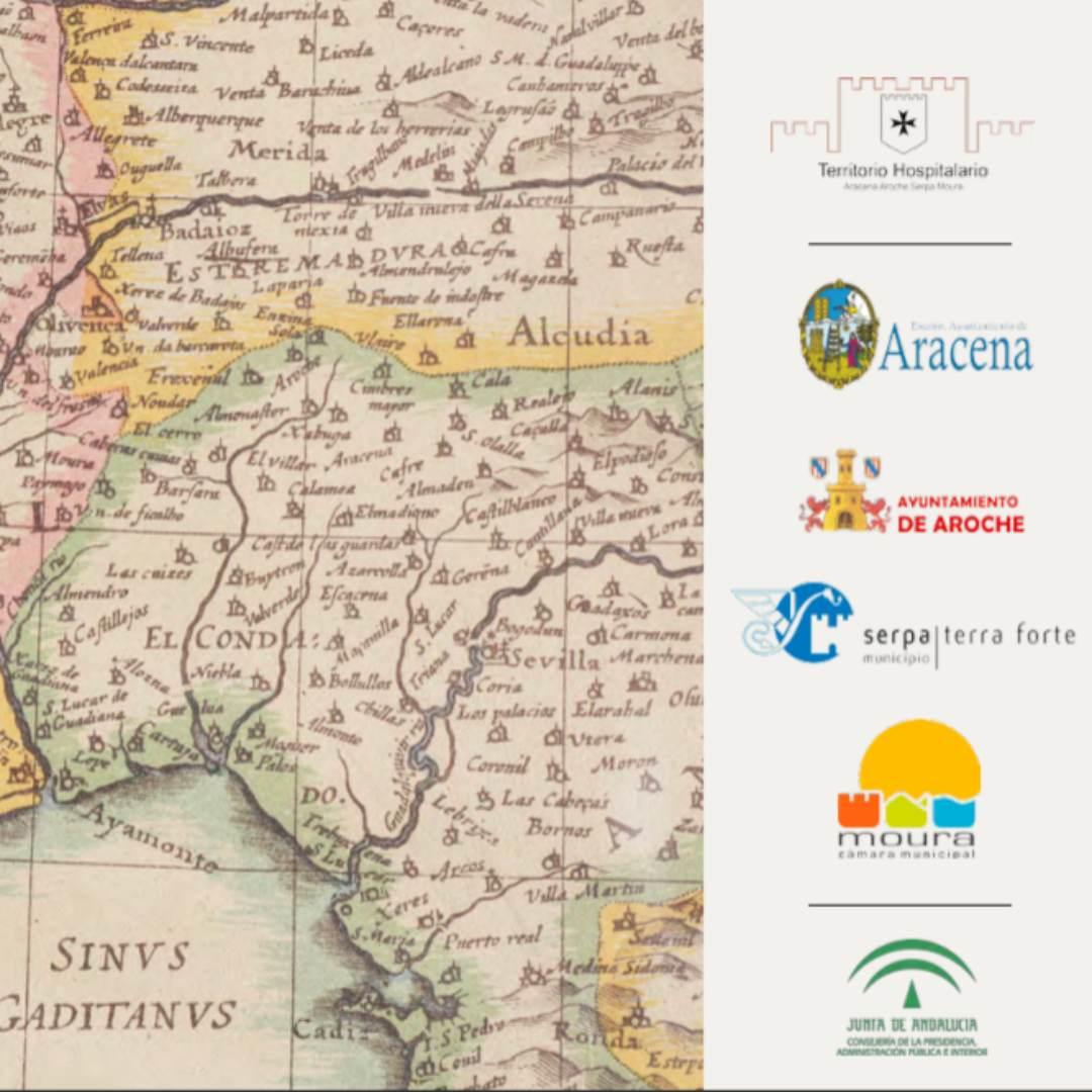 Municipios de la ruta Territorio Hospitalario