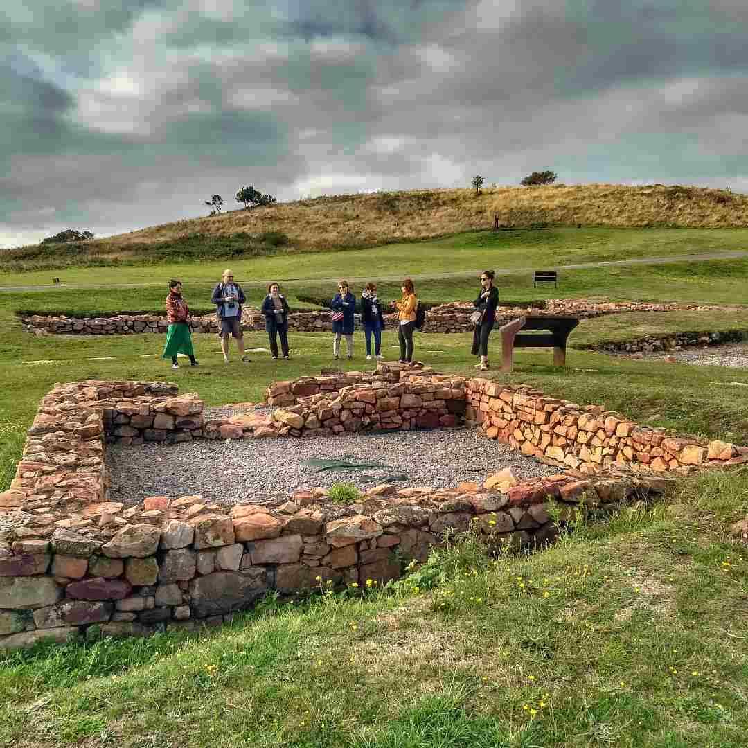 Yacimiento arqueológico de Campa Torres