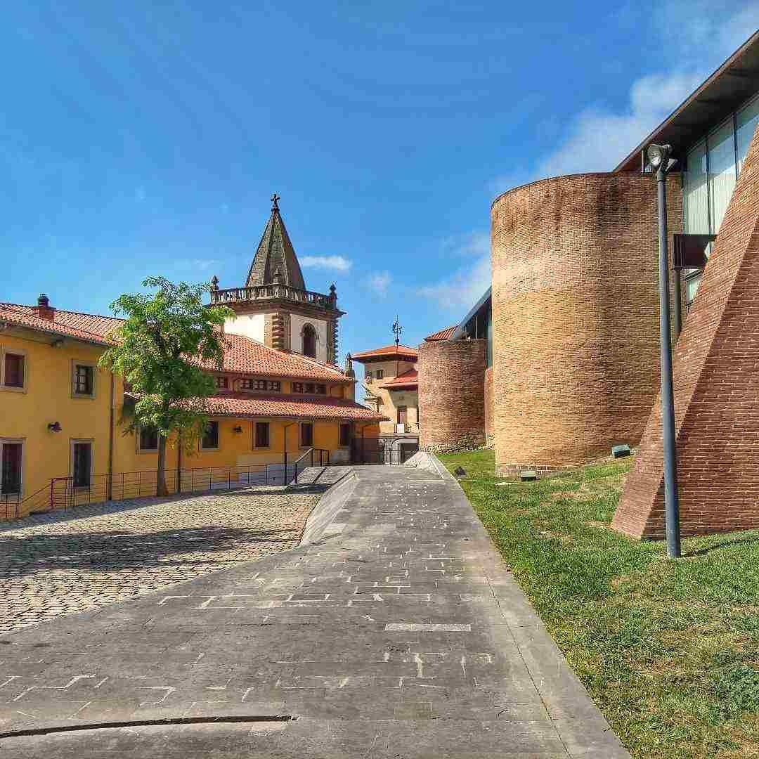 Trazado muralla romana - ArqueoTrip