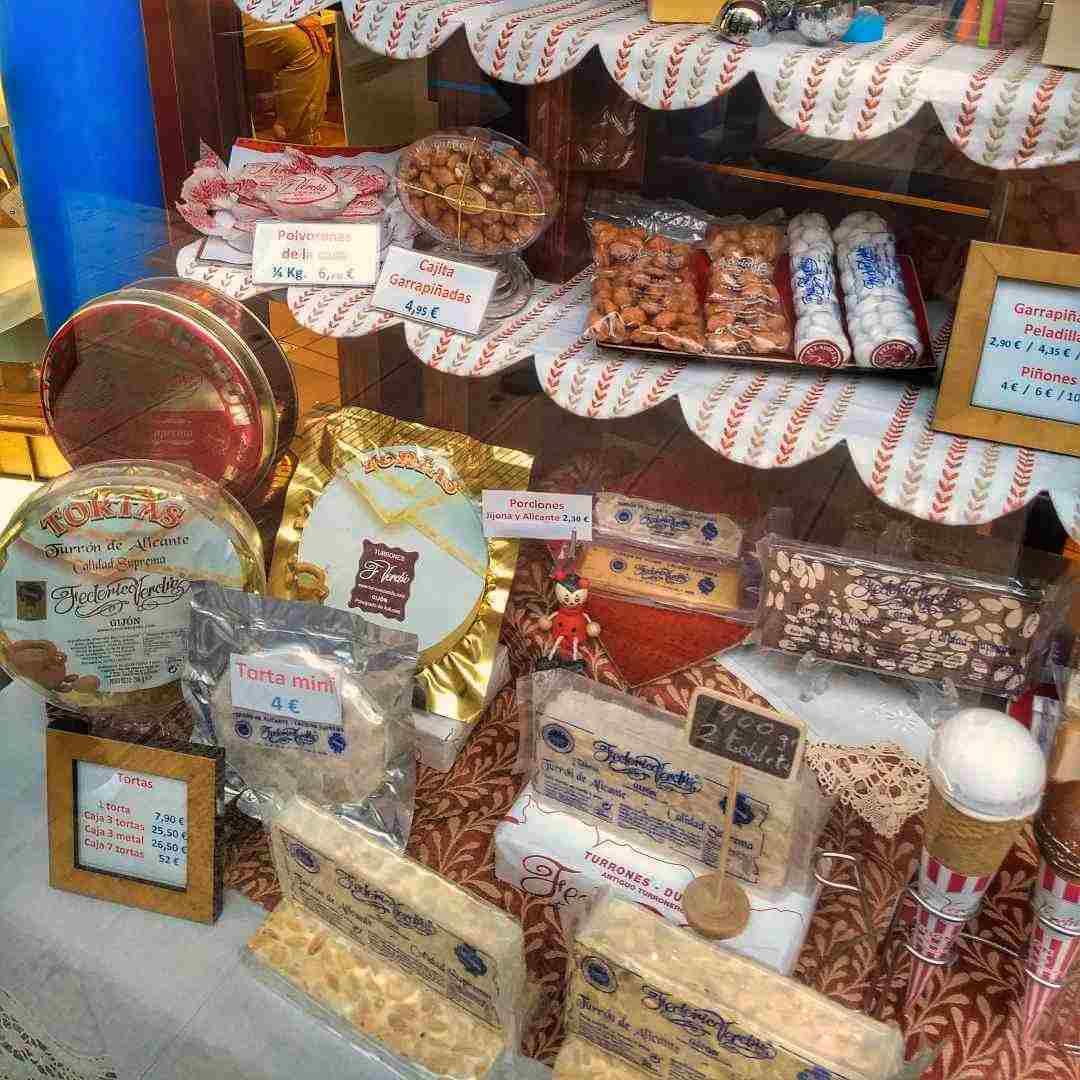 Dulces de Gijón