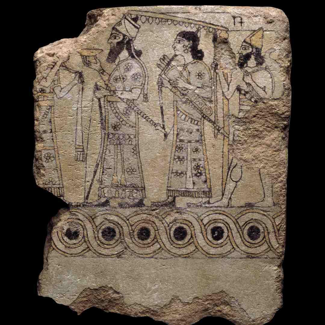 Azulejo Asirio