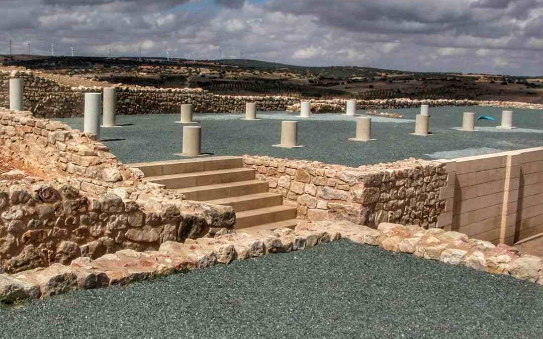 Yacimiento arqueológico de Libisosa en Lezuza