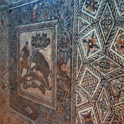 Visita al Museo Nacional de Arte Romano