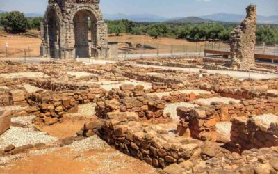 ¿Cómo visitar la Ciudad Romana de Cáparra? Guía útil.