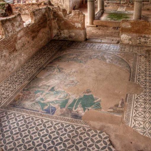 Mosaico romano de Mérida