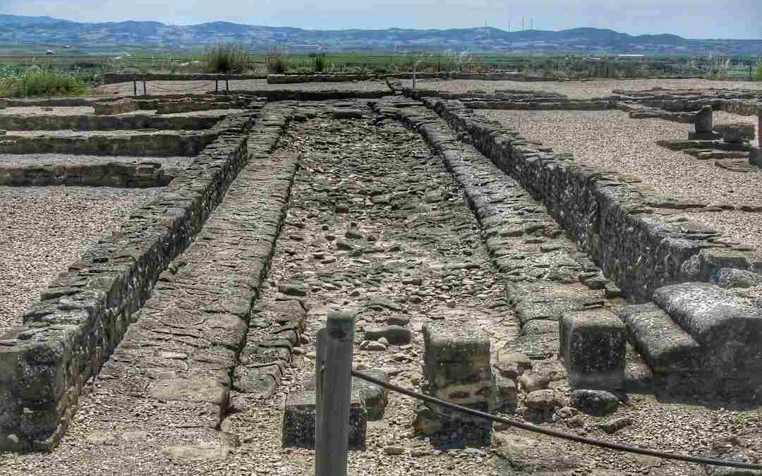 Museo y Yacimiento Arqueológico de Andelos