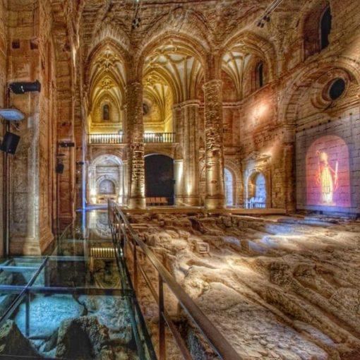 Iglesia Abacial de Alcalá la Real