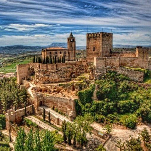 Fortaleza de la Mota Alcalá la Real