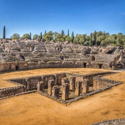 Anfiteatro Conjunto Arqueológico de Itálica