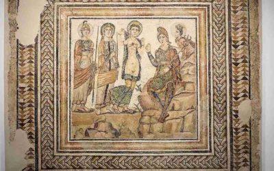 ¿Cómo visitar Casariche y la Colección Museográfica del Mosaico Romano? Guía útil.