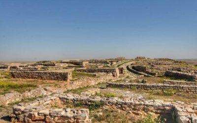 ¿Cómo visitar el Cabezo de Alcalá? La ciudad ibero-romana de Azaila. Guía útil.