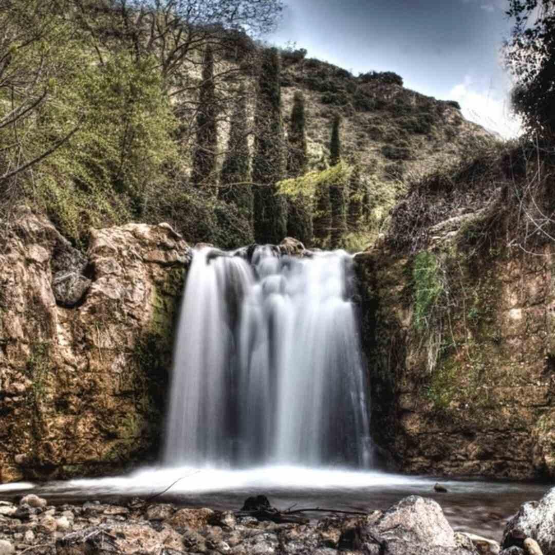 Cascada del Salto del Caballo de Almedinilla