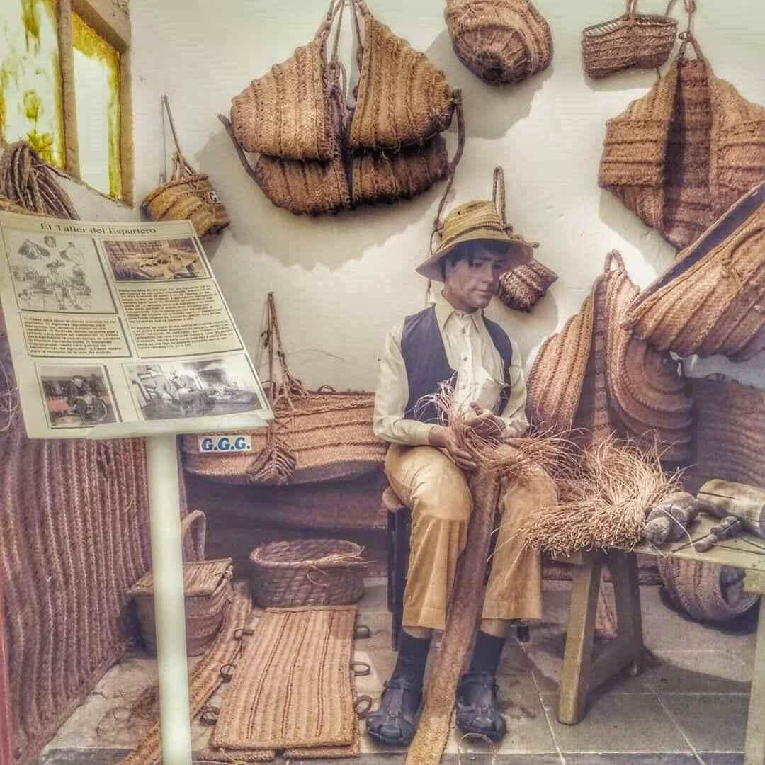 Museo Etnográfico de Tíriez