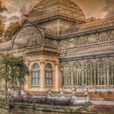 Palacio de Cristal del Parque del Retiro