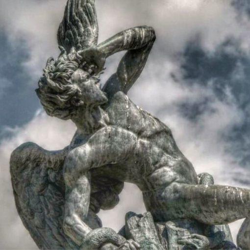 Escultura Parque de El Retiro