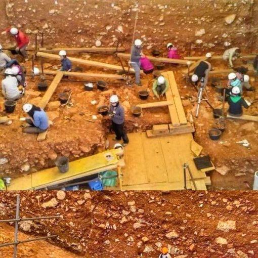 Yacimiento arqueológico de Atapuerca
