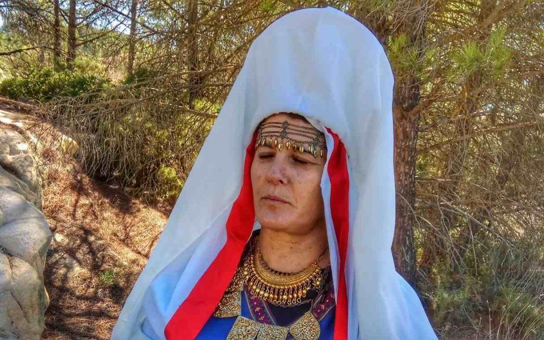 Dama íbera de Barchín del Hoyo