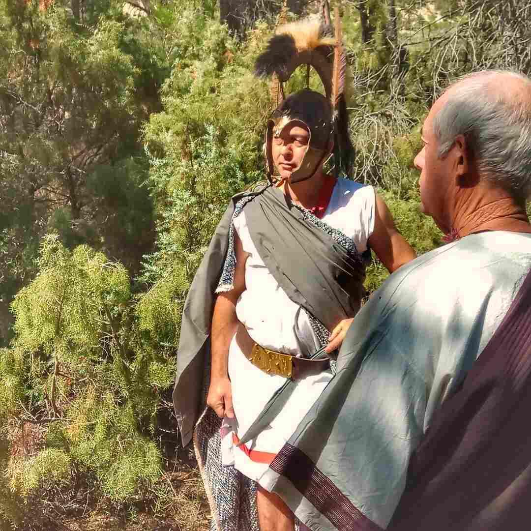 Recreación histórica íberos de Barchín del Hoyo
