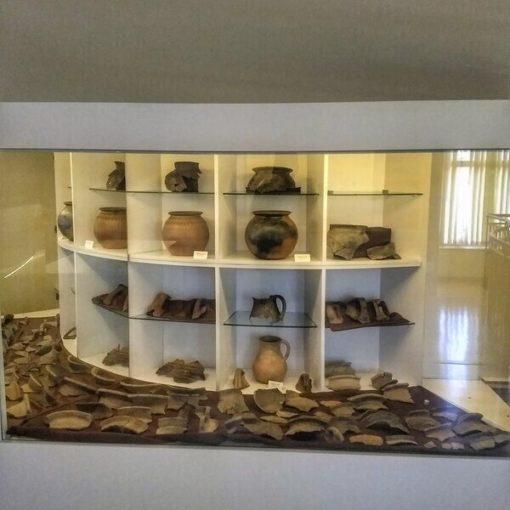 Cerámicas del Centro Arqueológico de Barbanza
