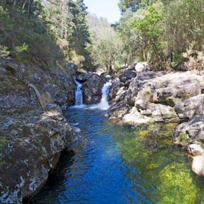 Cascadas del rio Pedras