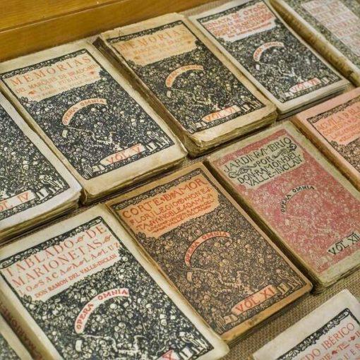 Libros de Valle-Inclán