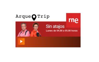 Radio Nacional de España entrevista a ArqueoTrip, la Guía Online de Turismo Arqueológico y Cultural