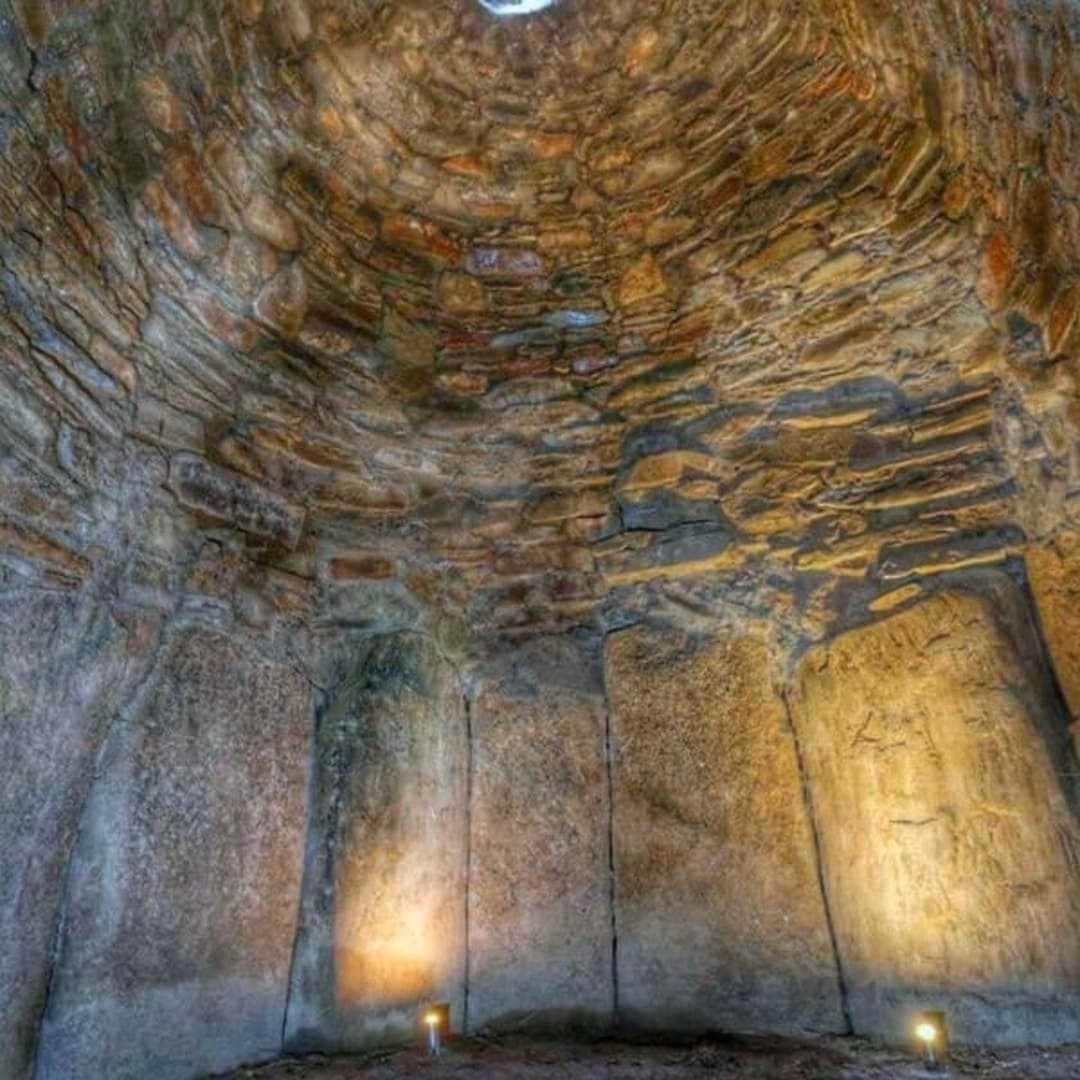 Dolmen del Toriñuelo en Jerez de los Caballeros
