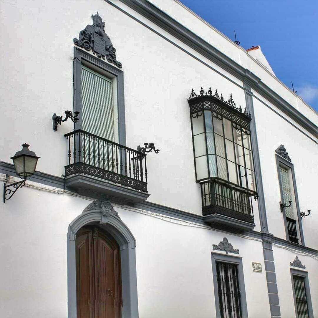 Palacio de Jerez de los Caballeros
