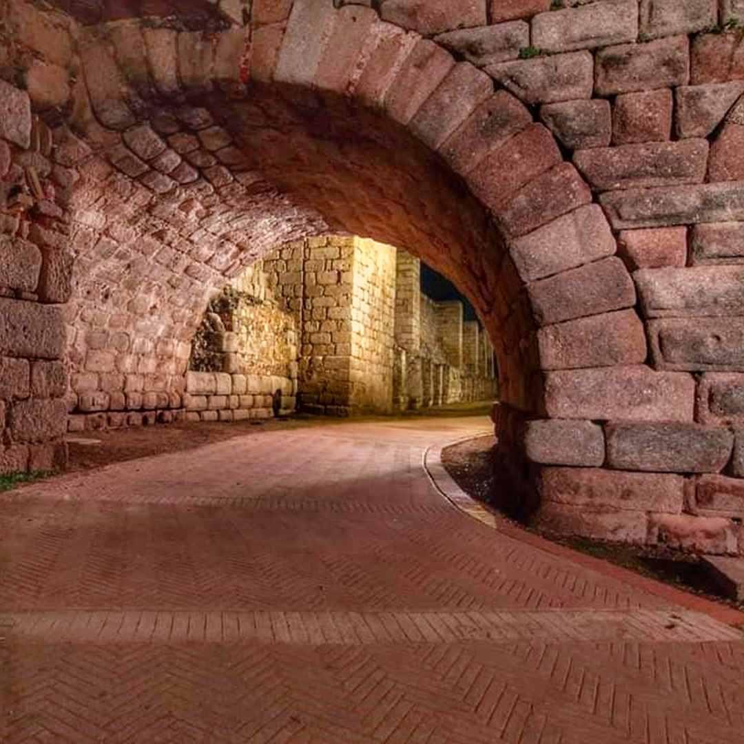 Paseo por la Mérida romana