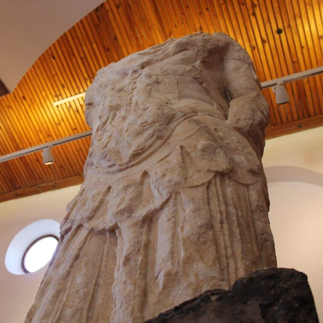 Escultura romana Museo de Montoro