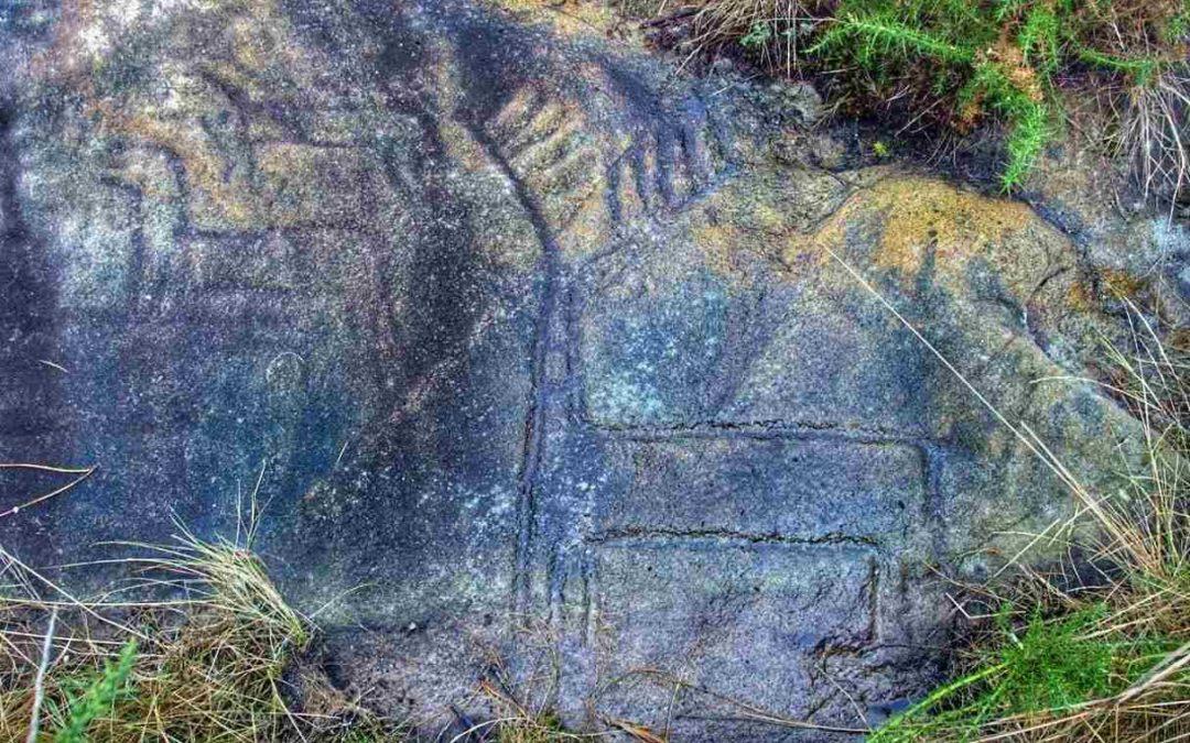 Petroglifos Rianxo