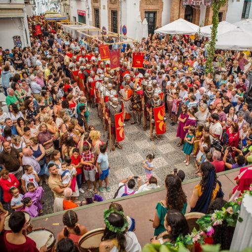 Aroche Festival de Diana